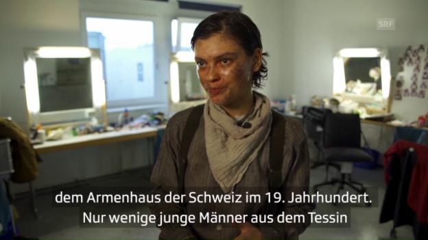 Video «Silvia Busuioc über ihre Rolle als Leo» abspielen