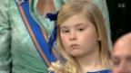 Video «Die jüngste Thronfolgerin Europas: Prinzessin Catharina-Amalia» abspielen