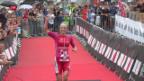 Video «Daniela Ryf dominiert am Züri-Triathlon» abspielen