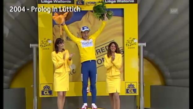 Video «Rad: Cancellaras Triumphe an der Tour de France» abspielen
