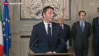 Video «Renzi macht alles anders» abspielen