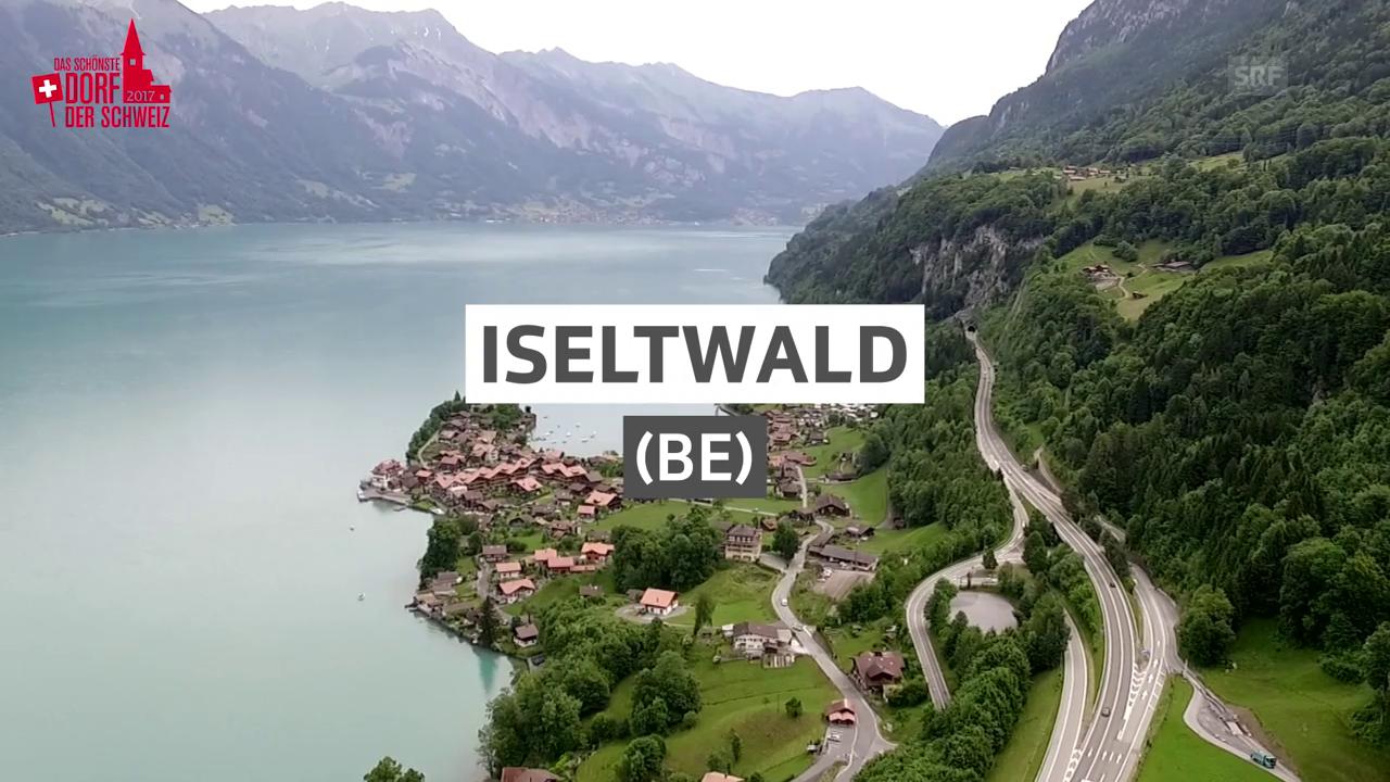 Dorfporträt: Iseltwald (BE)