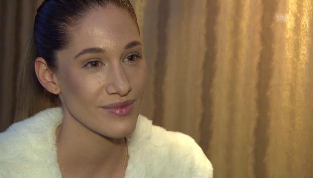 Video «Bianca Gubser Keyman über Kinderwunsch» abspielen
