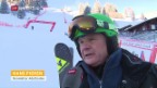 Video «Das meint Pistenchef Hans Pieren vor dem Klassiker» abspielen