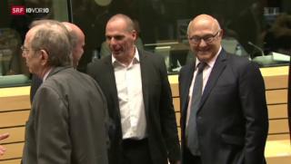 Video «FOKUS: EU und Griechenland finden keine Lösung» abspielen
