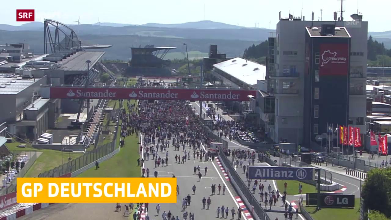 Formel 1: Kein GP in Deutschland
