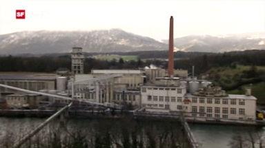 Video «Gestank der Zellulosefabrik Borregaard» abspielen