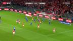 Video «Fussball: WM-Qualifikation Schweiz - Island» abspielen