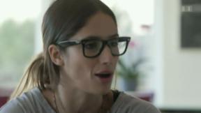 Video «Melanie Winigers neuer Film» abspielen