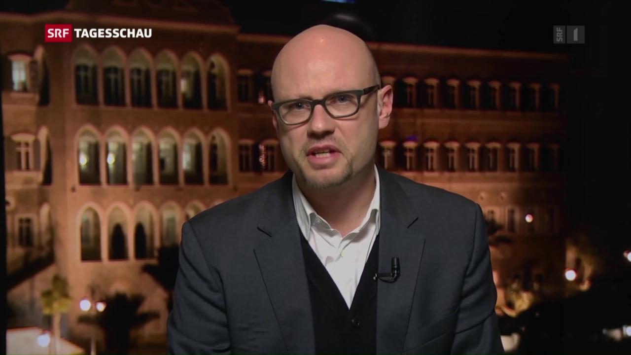 Pascal Weber zu Trumps Dekret