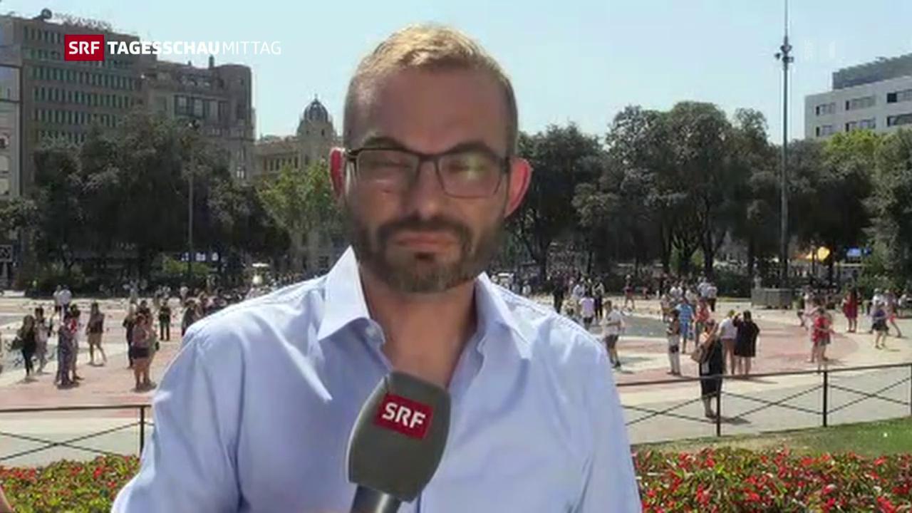 Einschätzungen von SRF-Korrespondent Erwin Schmid