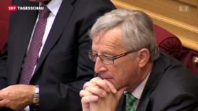 Video «Geheimdienst-Affäre bringt Luxemburgs Premier in Bedrängnis» abspielen