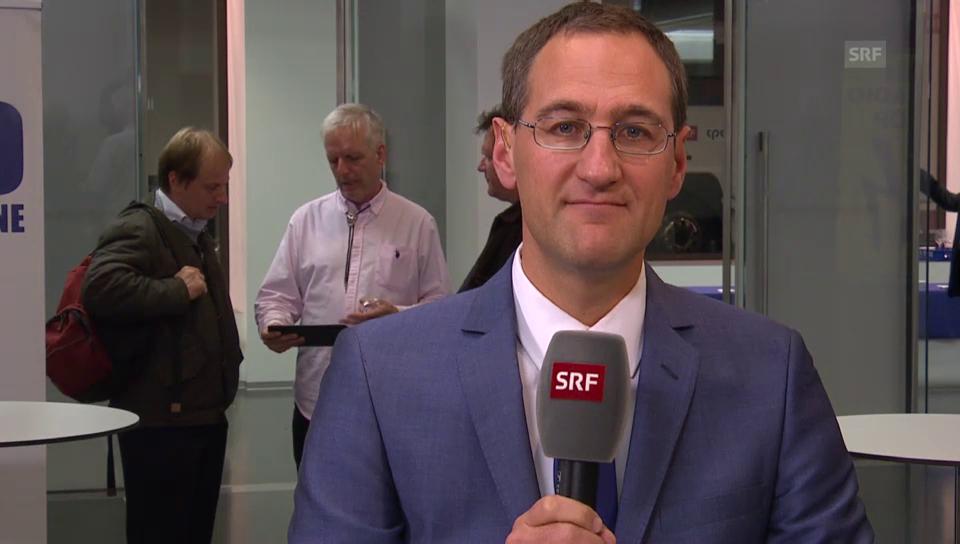 Analyse zur Zürcher Nationalratswahl von Korrespondent Kay Schubert