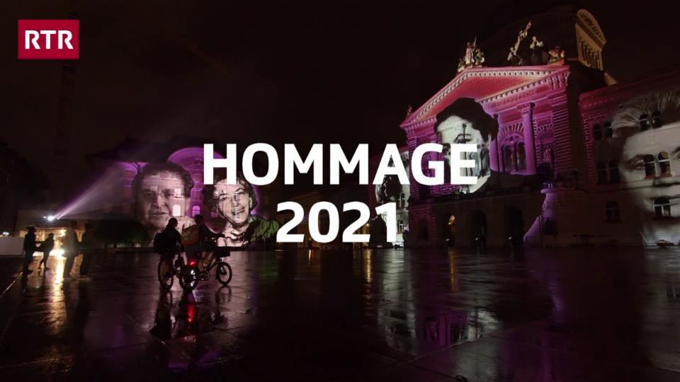 «Hommage 2021» - Pionieras svizras survegnan visibilitad