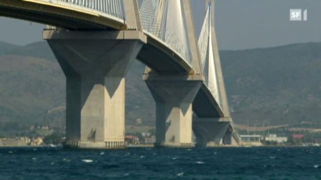 Video «Griechenland: Die versickerten Milliarden» abspielen