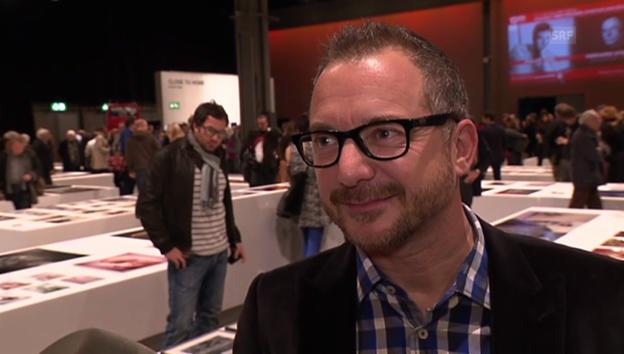 Video «Patrick Rohr über die Fotografie» abspielen