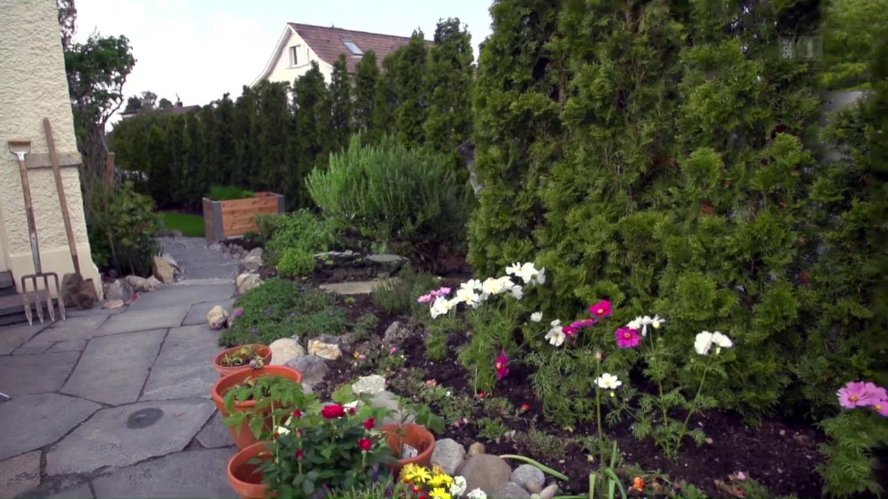 Sehnsuchtsort Garten: wo die Seele aufblühen kann