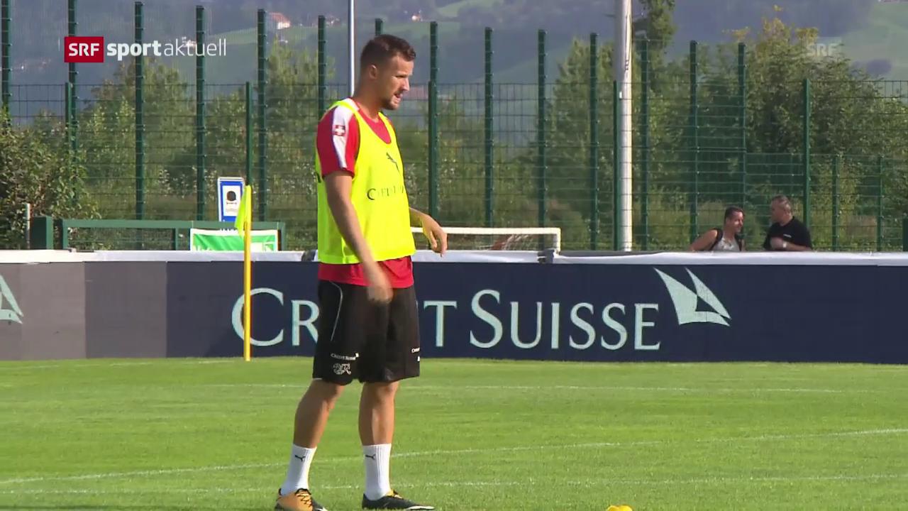 Die Form stimmt: Haris Seferovic vor den WM-Quali-Spielen