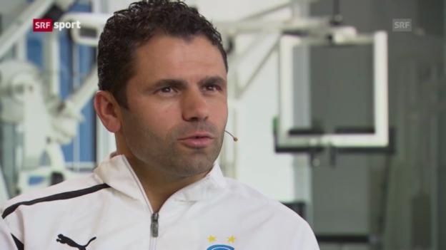 Video «Fussball: Interview Uli Forte («sportlounge»)» abspielen