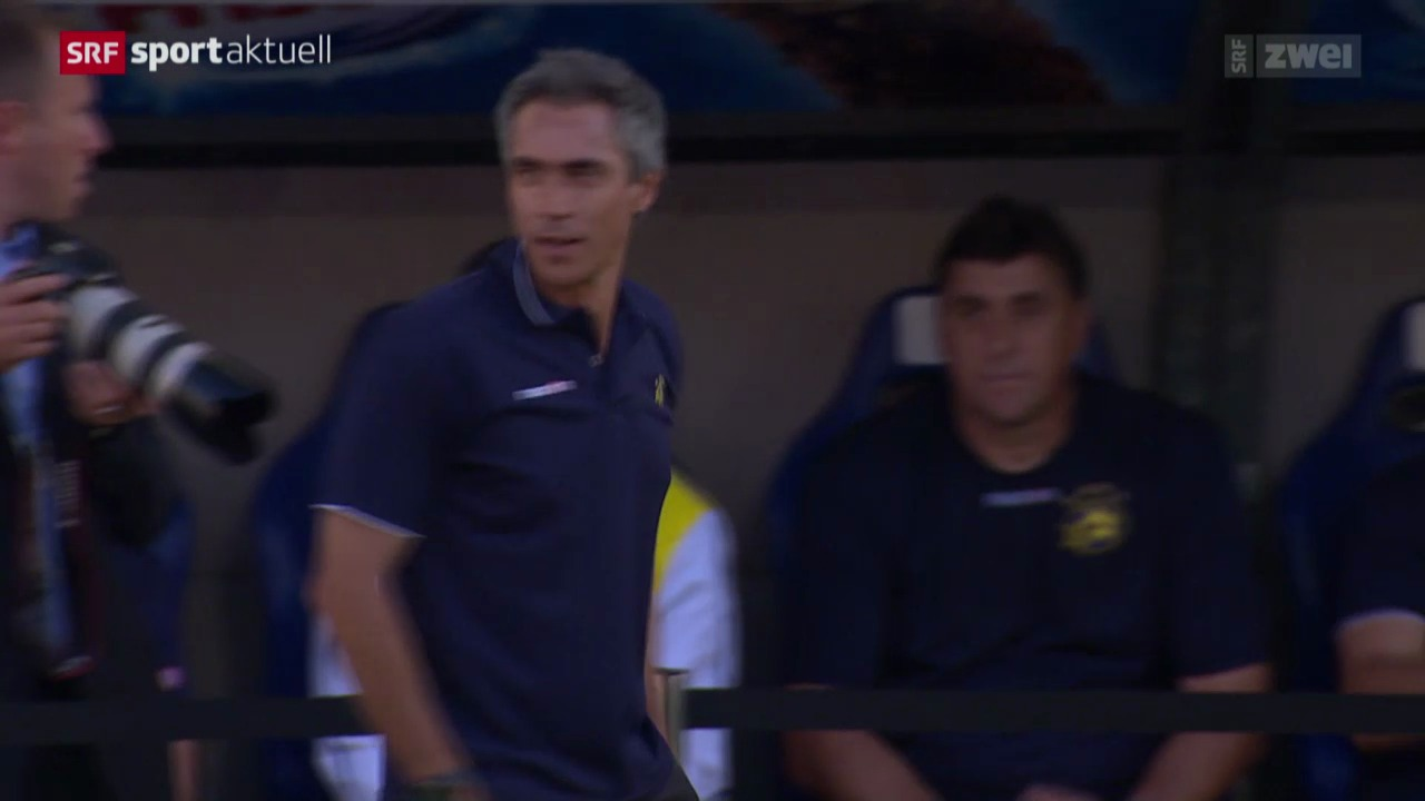 Fussball: Paulo Sousa neuer Basel-Trainer