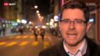 Video «Cupfinal: Feier in Zürich» abspielen