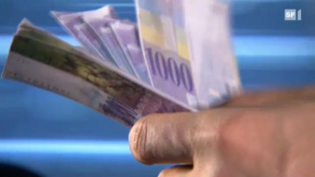 Video «29.11.11: Wie die Verwaltung unsere Renten frisst» abspielen
