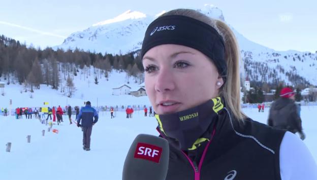 Video «Ariella Kaeslin - auf, ab und davon!» abspielen