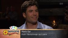 Video «Olympiasieger und Ruderstar Mario Gyr» abspielen