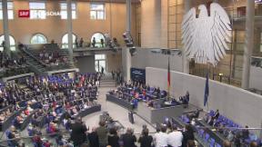 Video «Deutscher Bundestag sagt Ja zur Homo-Ehe» abspielen