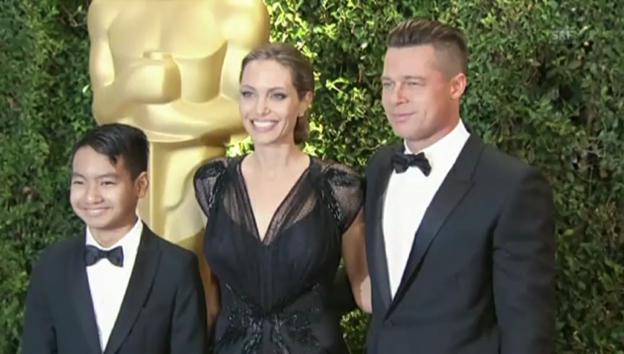 Video «Angelina Jolie erhält einen Ehren-Oscar» abspielen