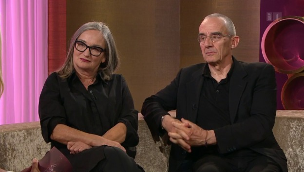 Video ««G&G Weekend» mit Katja Früh und Patrick Frey» abspielen