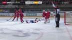 Video «Eishockey: Lausanne - ZSC Lions» abspielen