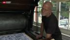 Video «Eines des letzten Steindruckatelier schliesst» abspielen