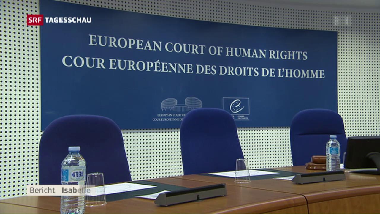 EGMR gegen UNO gegen Bundesgericht