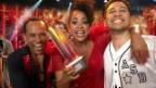 Video «Die Entscheidung - Fabienne Louves gewinnt «Darf ich bitten»?» abspielen