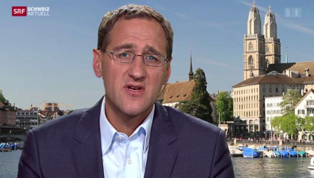 Video «Zürich-Korrespondent zur Debatte im Rat» abspielen