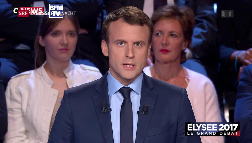 TV-Duell der 11 Präsidentschaftskandidaten