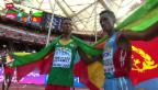 Video «Überraschungssieger im Marathon» abspielen