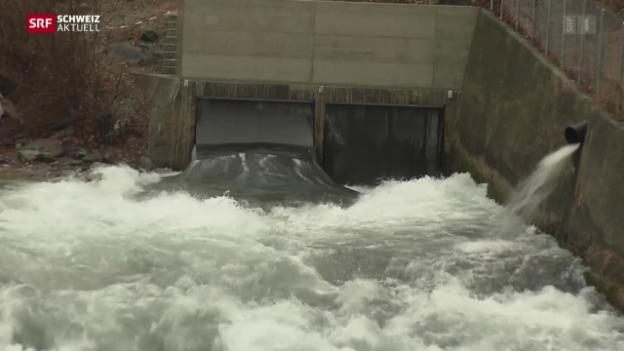 Video «Walliser Wasserkraftstrategie» abspielen