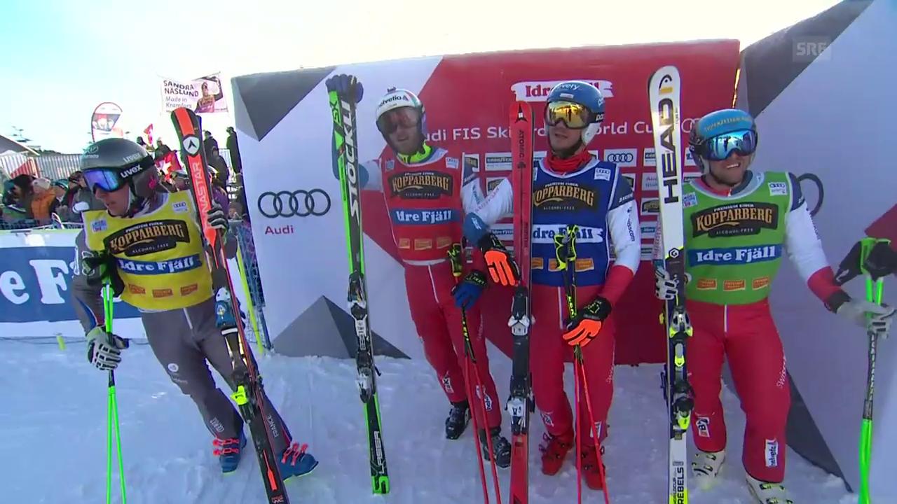 Fast reiner Schweizer Final