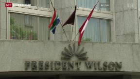 Video «Spionage in Genf» abspielen