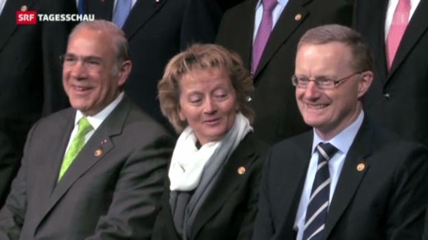 Video «Schweiz als Musterknabe am G20» abspielen