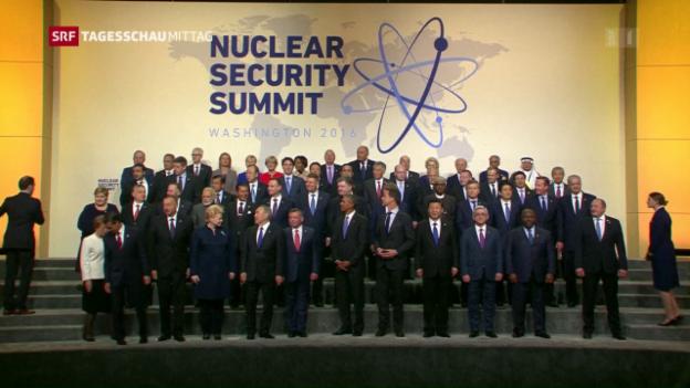 Video «Nuklear-Gipfel: Was beschlossen wurde» abspielen