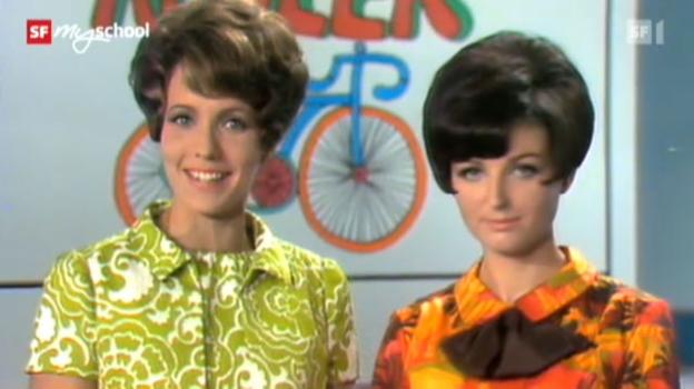 Video ««Fernsehen wird farbig» - Folge 28» abspielen