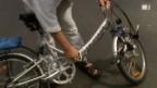 Video «Schikane bei Faltvelos: SBB schaltet auf stur» abspielen