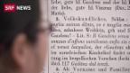 Video Chinesen digitalisierten romanisches Wörterbuch abspielen.