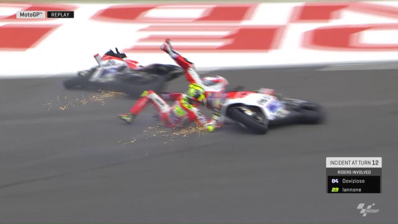 Ducati Drama in der MotoGP-Klasse
