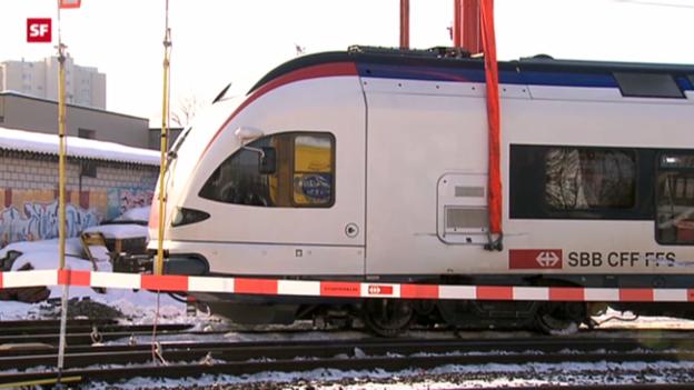 Video «Schweiz aktuell vom 12. Dezember 2012» abspielen