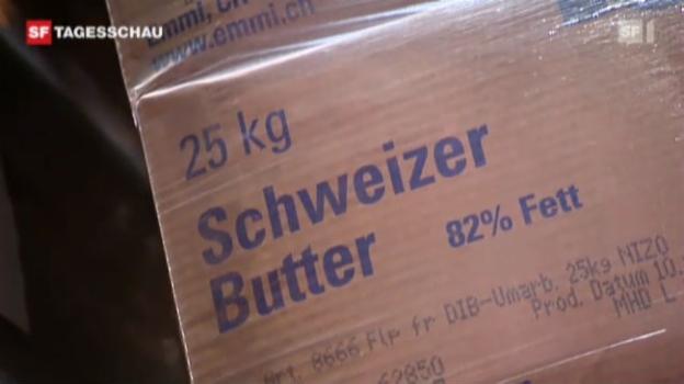 Video «10'000 Tonnen Butterberg» abspielen