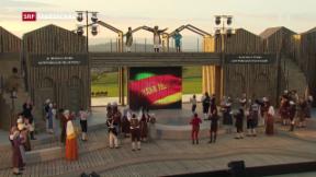 Video «Helvetische Revolution auf der Bühne » abspielen